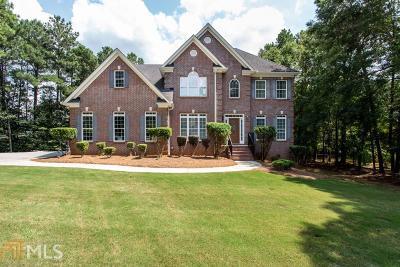 McDonough Single Family Home New: 1130 Charleston Ridge