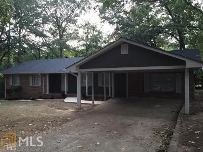 Atlanta Single Family Home New: 5405 Orly Ter