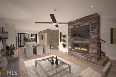 Atlanta Condo/Townhouse New: 62 Chelsea Westside