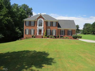 Fayetteville Single Family Home New: 165 Morning Springs Walk