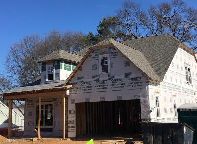 Marietta Single Family Home New: 265 South Avenue #22-S