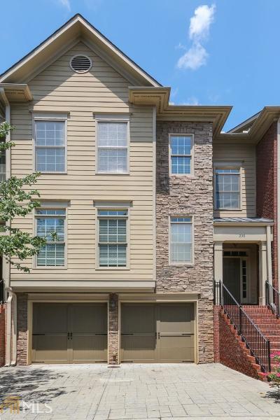 Atlanta Single Family Home New: 238 Meeting Ln #47