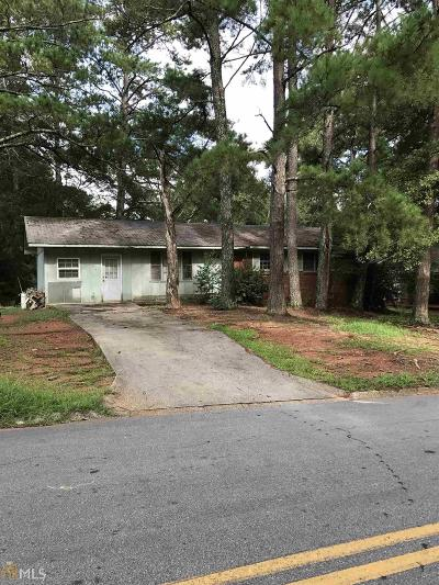 Griffin Single Family Home New: 840 Anne