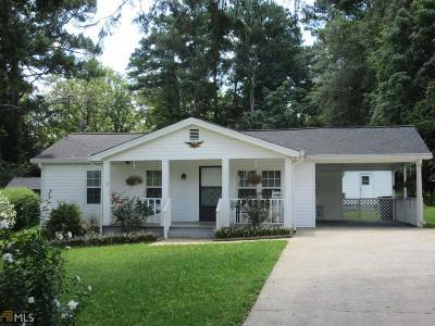 Stockbridge GA Single Family Home New: $132,000