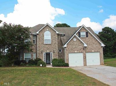Conyers Single Family Home New: 1137 Carillon Dr