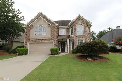 Dacula Single Family Home New: 2765 The Terraces Way