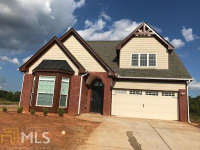 Locust Grove GA Single Family Home New: $185,000