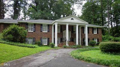 Roswell Single Family Home For Sale: 4792 Shallowford Rd