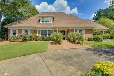 Roswell Single Family Home New: 140 Haleys Pond Dr