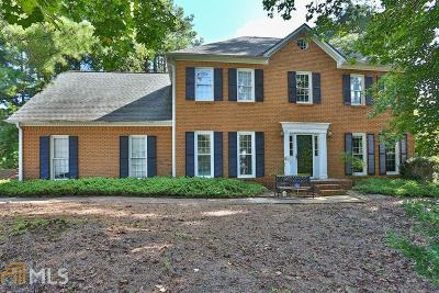 Johns Creek GA Single Family Home New: $389,000