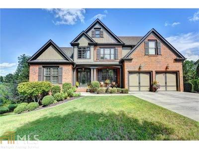 Flowery Branch Single Family Home New: 7460 Whistling Duck Way