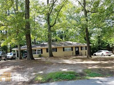 Cobb County Multi Family Home For Sale: 5620 Zanola Dr