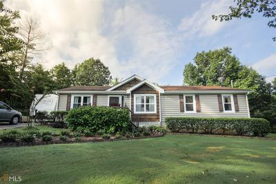 Mansfield Single Family Home For Sale: 830 Grandview Rd