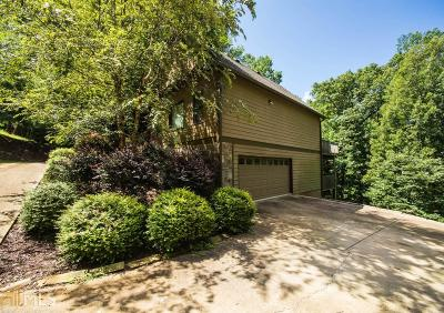 Pickens County Single Family Home For Sale: 645 Coffee Cove Dr