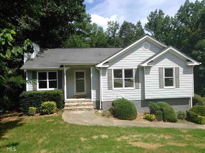 Covington Single Family Home New: 205 Millcrest Dr