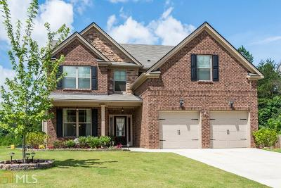 Buford Single Family Home New: 4768 Bogan Meadows Dr