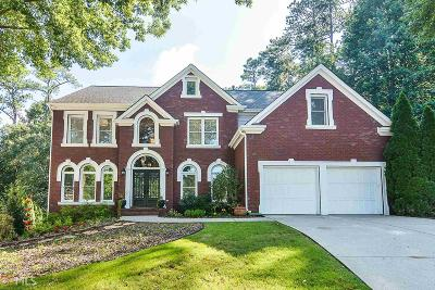 Alpharetta GA Single Family Home New: $575,000