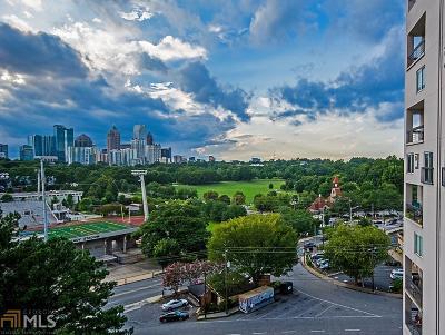 Atlanta Condo/Townhouse New: 587 Virginia Ave #803