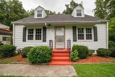 Atlanta Single Family Home New: 1819 Dyer Cir