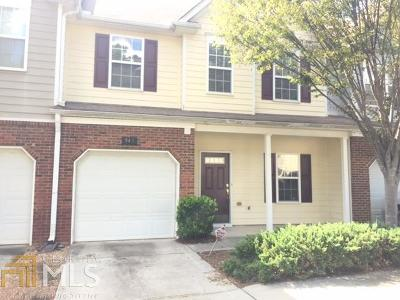 Lawrenceville Condo/Townhouse For Sale: 949 Pike Forest Dr