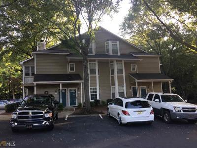 Clayton County Condo/Townhouse New: 6409 Northridge Dr
