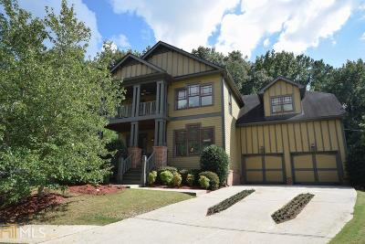 Atlanta Single Family Home New: 1135 Verandah Ln