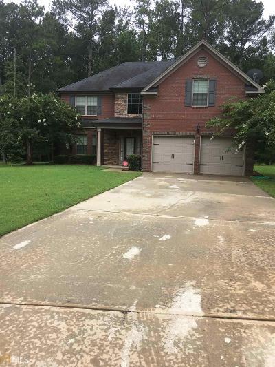 Henry County Single Family Home New: 394 Plymstock #25