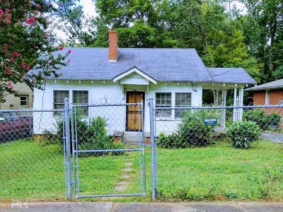 Atlanta Single Family Home New: 95 Leslie St