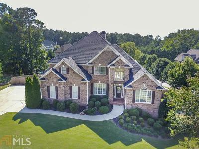 Single Family Home New: 112 Cedar Woods Trl