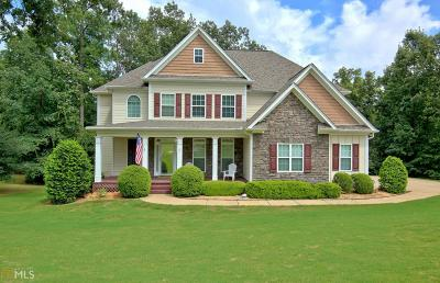 Fayetteville Single Family Home New: 215 Glade Knoll Tr