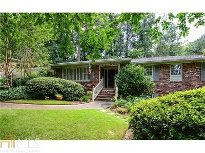 Atlanta Single Family Home New: 2689 Caladium Dr