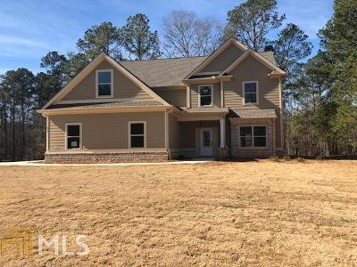 Single Family Home New: 275 Alcovy Reserve Way