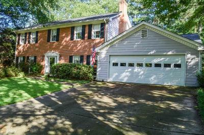 Lilburn Single Family Home New: 4456 Saint Michaels Dr