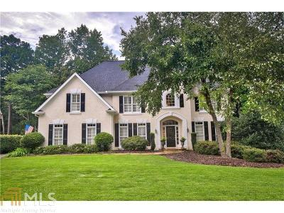 Alpharetta GA Single Family Home New: $550,000