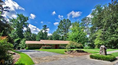 Single Family Home New: 1521 Victoria Falls Dr
