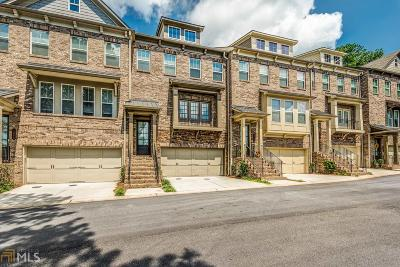Atlanta Condo/Townhouse New: 1267 Linden