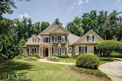 Atlanta Single Family Home New: 13 Ball Mill Pl