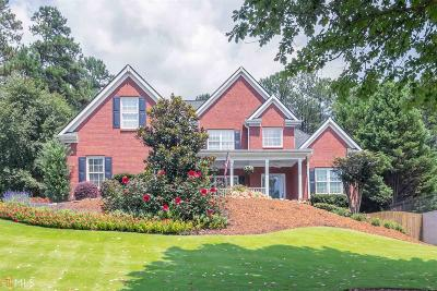 Buford Single Family Home New: 2610 White Rock