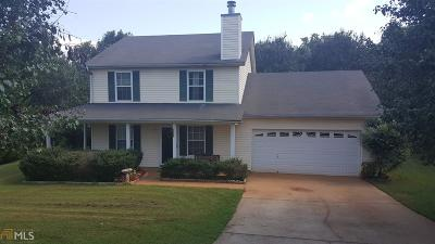 Henry County Single Family Home New: 1124 Patriot Circle
