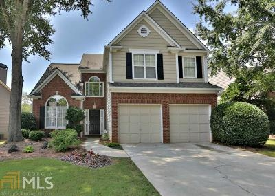 Roswell Single Family Home New: 11070 Crabapple Lake Drive