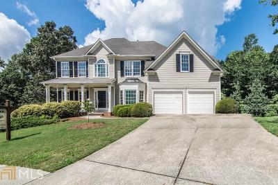 Dacula Single Family Home For Sale: 3054 Mill Grove Ter