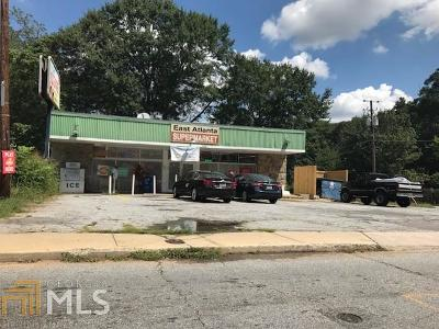 Atlanta Commercial Under Contract: 1358 Glenwood Ave