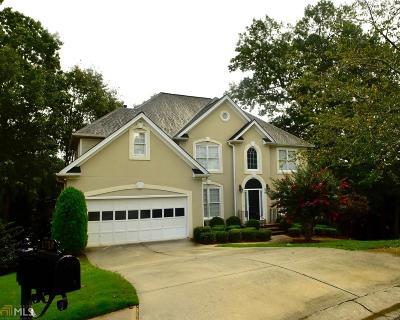 Suwanee Single Family Home For Sale: 1710 Riverglen Dr