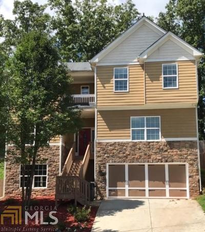 Buford Single Family Home New: 6228 Stewart Ridge Walk