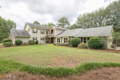 Roswell Single Family Home New: 1600 Oakfield Ln