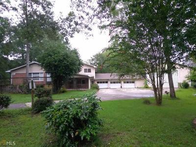 Conyers Single Family Home New: 2370 NE Oakdale Rd