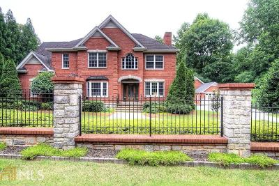 Acworth Single Family Home For Sale: 4315 New McEver Rd