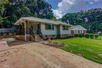 Single Family Home New: 800 Wayland