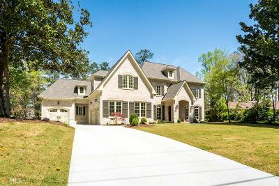 Atlanta Single Family Home New: 4067 Land O Lakes Dr