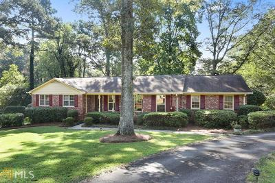Single Family Home Back On Market: 631 Chestnut Hill Rd